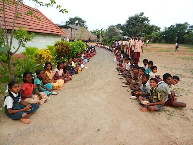 Karmalaya_India_village project